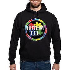 Autism Dad Hoodie