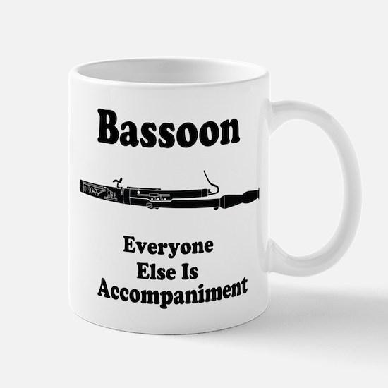 Funny Bassoon Mug