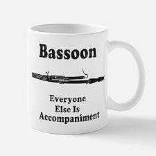 Funny Bassoon Small Small Mug