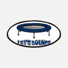 Let's Bounce Trampoline Patches