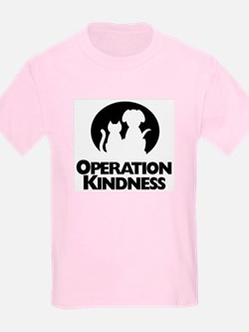 Operation Kindness Logo T-Shirt