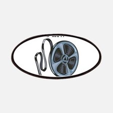 How I Roll (Movie Film) Patches