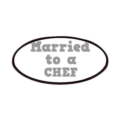 Married to a Chef Patches