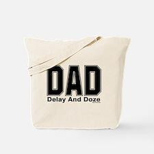 Dad Acronym Tote Bag