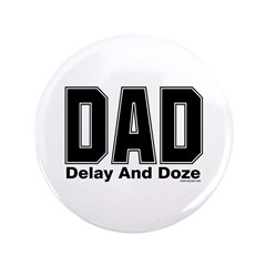 "Dad Acronym 3.5"" Button (100 pack)"