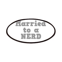 Married to a Nerd Patches