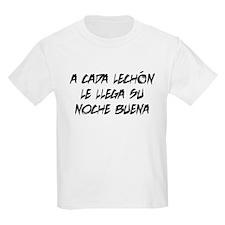 Lechón Noche Buena T-Shirt