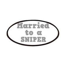Married to a Sniper Patches