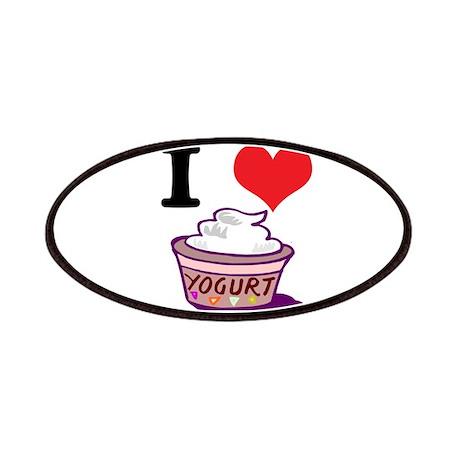 I Heart (Love) Yogurt Patches