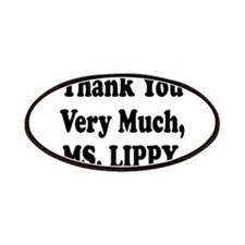 Thank You Ms. Lippy Patches