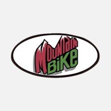 Mountain Bike Graphic Patches