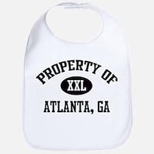Property of Atlanta Bib