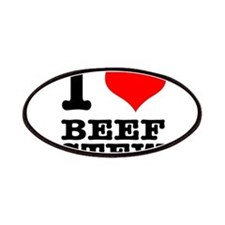 I Heart (Love) Beef Stew Patches