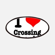 I Heart (Love) Crossing Guard Patches