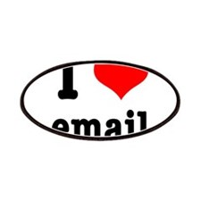 I Heart (Love) Email Patches