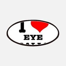 I Heart (Love) Eyeballs Patches