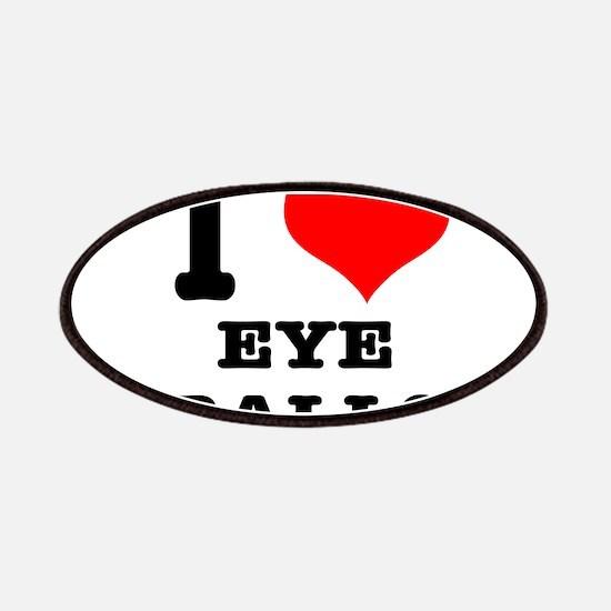 I Heart (Love) Eyeballs Patches