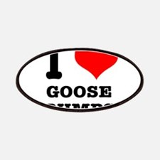 I Heart (Love) Goose Bumps Patches