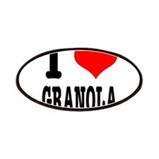 I Heart (Love) Granola Patches