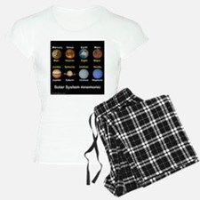 Planets Pajamas