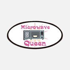 Microwave Queen Patches