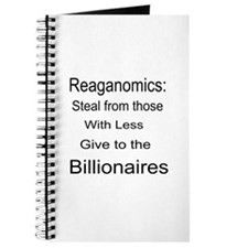 Reaganomics Anti MiddleClass Journal