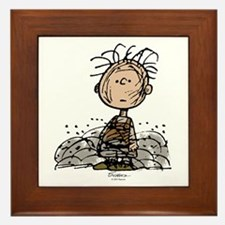 Pigpen Framed Tile