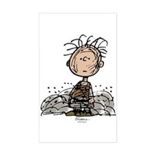 Pigpen Sticker (Rectangle)