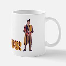Fabulous Swiss Guard Mug