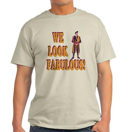 Fabulous Swiss Guard Light T-Shirt