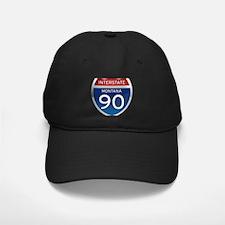 Interstate 90 - Montana Baseball Hat