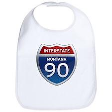 Interstate 90 - Montana Bib