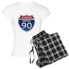 Interstate 90 - Montana Pajamas