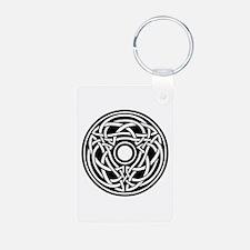 Celtic Knot Keychains