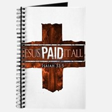Jesus Paid In Full Journal