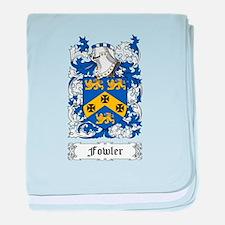 Fowler baby blanket