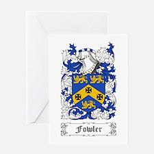 Fowler Greeting Card