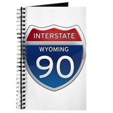 Interstate 90 - Wyoming Journal