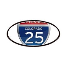 Interstate 25 - Colorado Patches