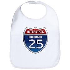 Interstate 25 - Colorado Bib