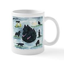 Versatile Belgian Sheepdog Small Mug
