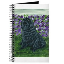 Belgian Sheepdog Baby Journal