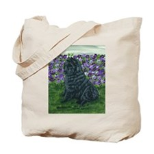 Belgian Sheepdog Baby Tote Bag