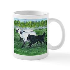 Belgian Sheepdog Herding Mug