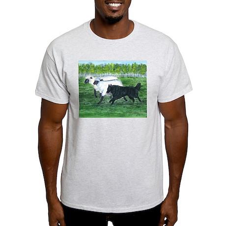 Belgian Sheepdog Herding Light T-Shirt