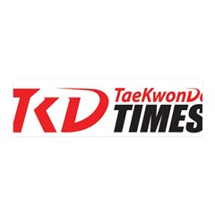 TKDT Logo 42x14 Wall Peel