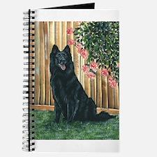 Belgian Sheepdog Happy Journal