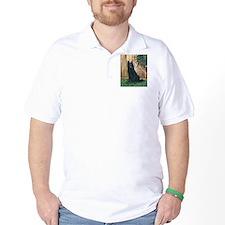Belgian Sheepdog Happy T-Shirt