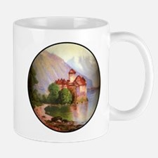 Chateau Chillon Mug