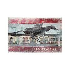 Barbaro Rectangle Magnet (100 pack)